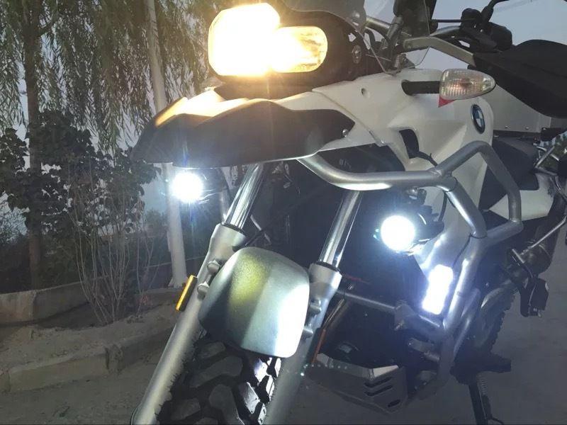Lampu Kabut Led BMW untuk F800GS ADV / R1200GS / R1200GS ADV Show