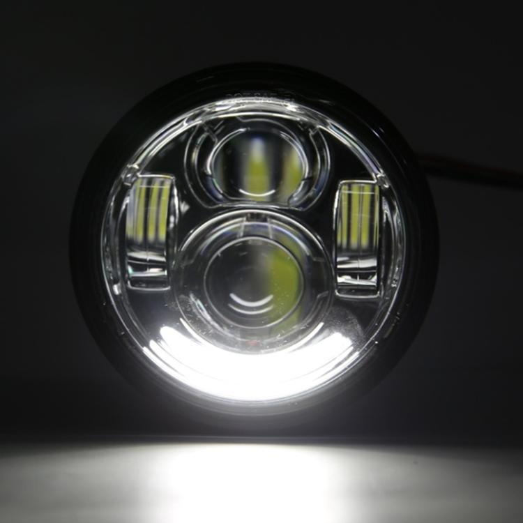 4.65 cm harley davidson phares dyna fat bob FXDF