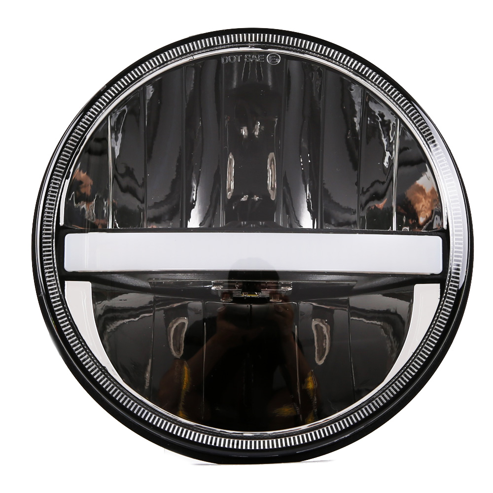 Jeep Wrangler Led Headlights 7 inch