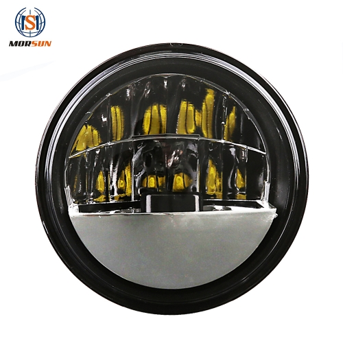4.5'' motorcycle fog lamp for harleys-davidsons foglight parts