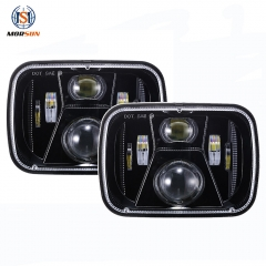 China factory price Morsun 5x7 led headlight for Chevrolet/GMC