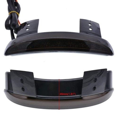 مصباح LED خلفي لضوء الفرامل الخلفي لـ Touring Sporter XL 883 1200