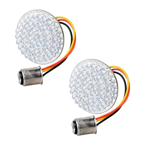 2 Inch Bullet Style Round LED Front/Rear Turn Signal Light