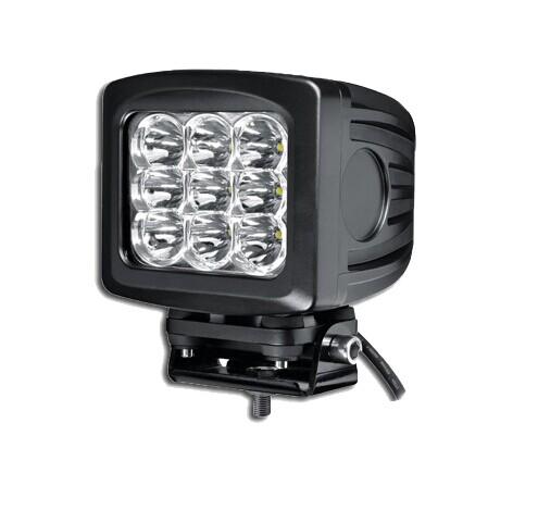 Lampu kerja LED 10-30V 90W Spot / banjir