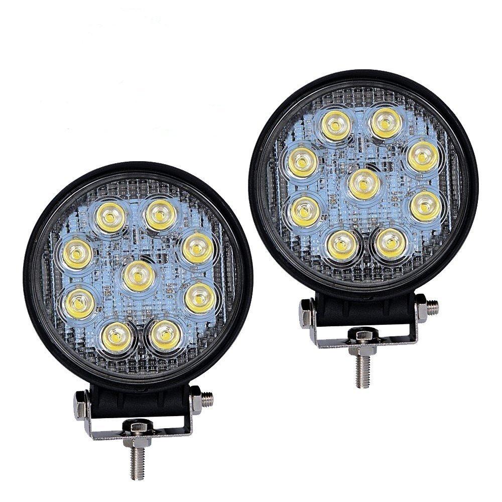 27W LED WORK LIGHT CAR PARTS