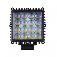 48W 16LEDs LED Off Road Lights Projecteurs de travail LED