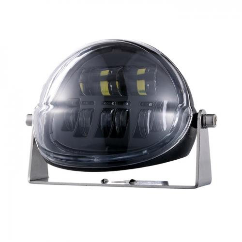54W بيضاوي الشكل LED سيارة عمل مصباح بقعة شعاع LED القيادة أضواء العمل