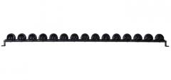 Desain Light Bar Terbaru! 120W 50 Inch LED Offroad Light Bar Banjir / Spot / Combo Beam