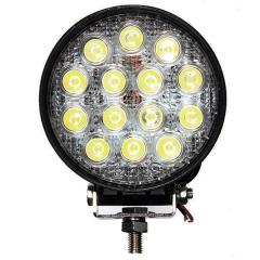 Sistem Pencahayaan LED Lampu kerja 42W 12-24V