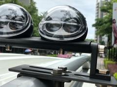 أحدث تصميم شريط إضاءة! 120W 50 بوصة LED شريط ضوء الطرق الوعرة الفيضانات / بقعة / شعاع كومبو