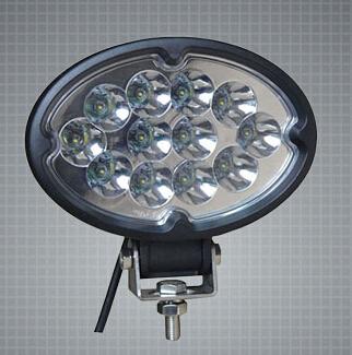 36W LED WORK LAMP Banjir / Tempat Untuk Mobil dan Truk Universal