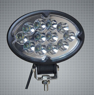 36W LED WORK LAMP Flood/Spot For Universal Cars and Trucks