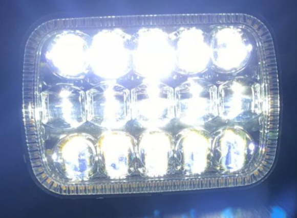 5x7 Lampu Led High Beam