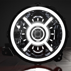 DOT SAE Approved 2020 Jeep Gladiator JT Led Headlights 9