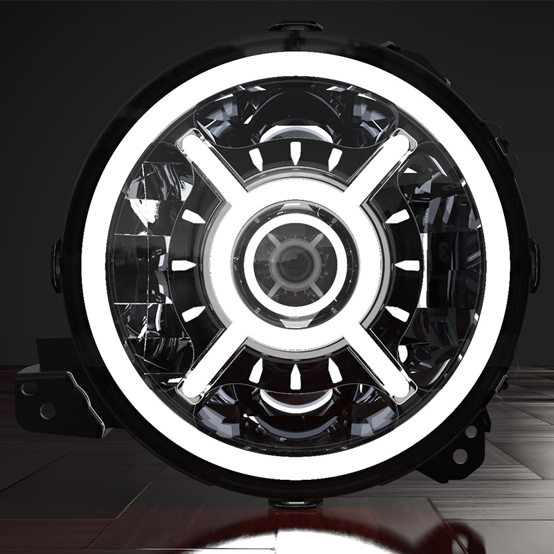 Halo Lights for Jeep Wrangler JL 2018