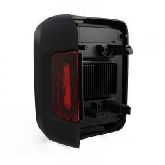 Morsun وصول جديد أدى أضواء الذيل ل Jeep Wrangler JL 2018 2019 مع عوارض عكسية / تشغيل / انعطاف / الفرامل