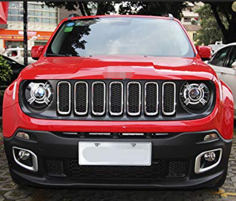 Led Hid Headlights for Jeep Renegade 2015-2018