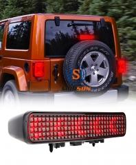 Kedatangan Baru 2018 Jeep Lampu Rem Ketiga JL Jeep Wrangler Lampu Rem Ke-3 Led JL 2019 Jeep Lampu Rem Ban Serep JL