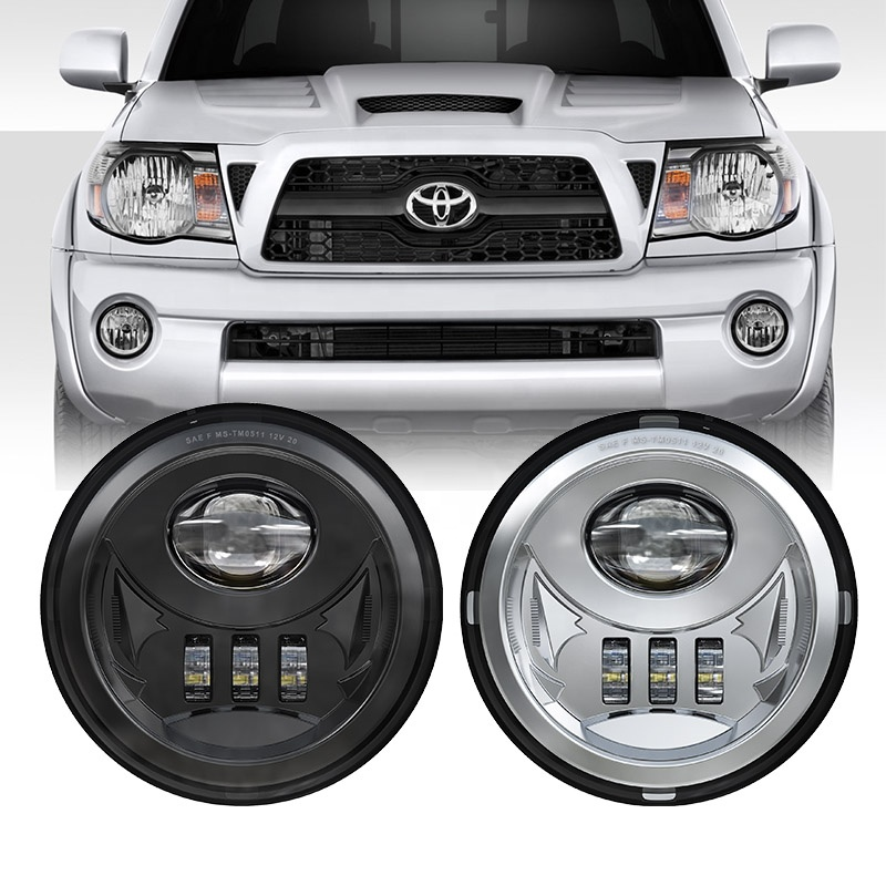 Front Bumper Led Fog Lights for Toyota Tacoma 2005 2006 2007 2008 2009 2010 2011