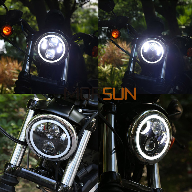 5.75 Harley Davidson Led Headlights