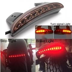 Moto garde-boue arrière Led feu arrière feu stop pour Harley 883 XL883N XL1200V XL1200X