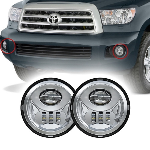 2008-2015 Toyota Sequoia Fog Dwal OEM Toyota Sequoia Led Fog Lights Bulb