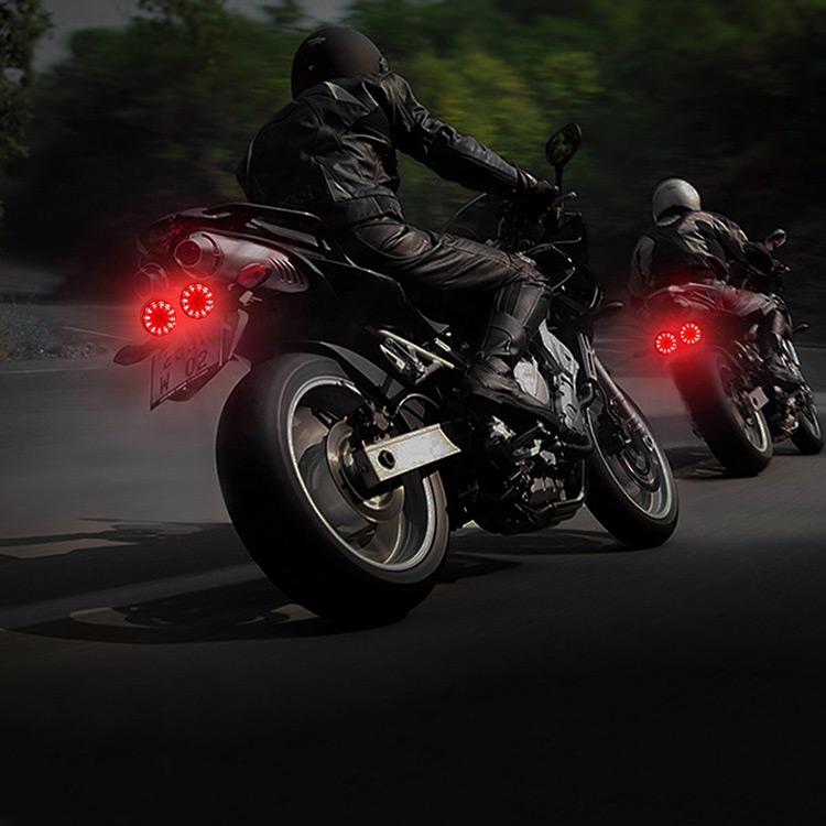 Harley Davidson 後剎車燈
