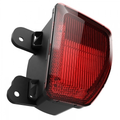 Gefëmmt / Rout Jeep JL Rear Bumper Lights Led Jeep JL Rear Bumper Reflector fir 2018 Jeep Wrangler JL 2020 Gladiator JT