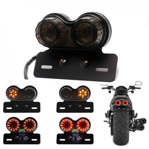 Harley Rear Led Turn Signals Motorrad Harley Davidson Hënneschte Indicateuren Moto