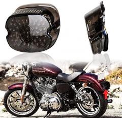 Святлодыёдны тармаз задняга святла для матацыклаў Harley Sportster Dyna FXDL Electra Glides Road King