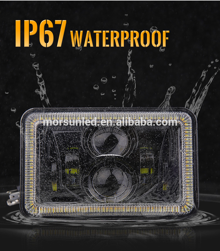 IP67 Waterproof Kenworth T800 Lampu Led