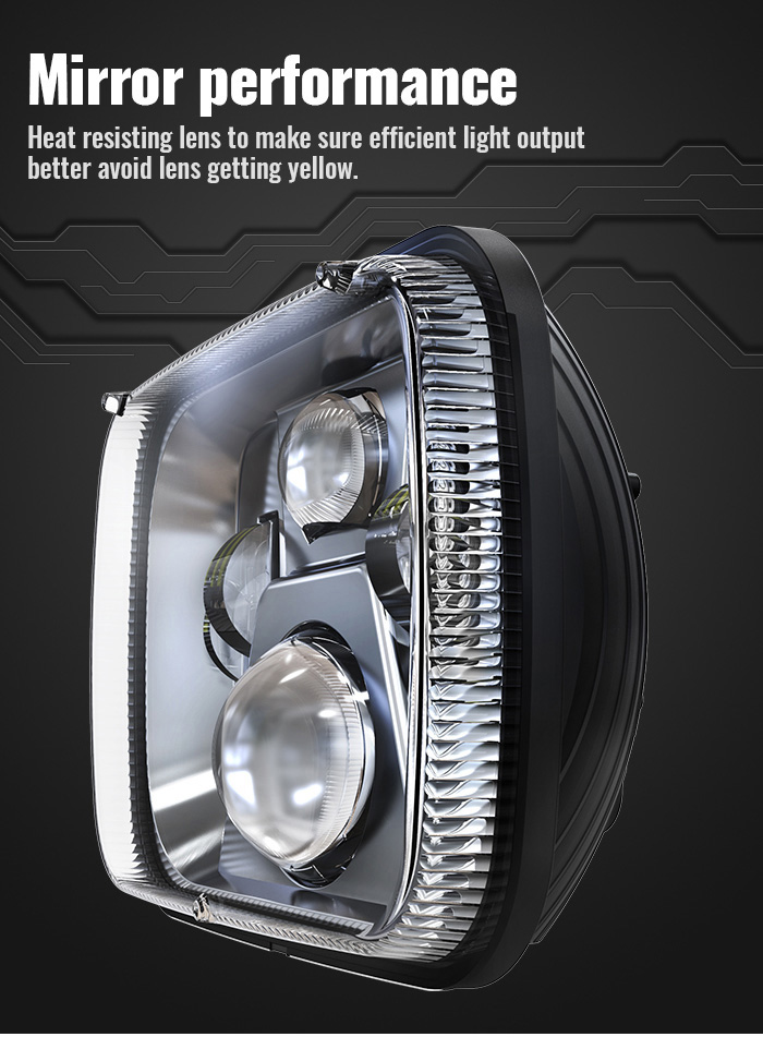 H5054 H6054 Kinerja Penggantian Lampu Led