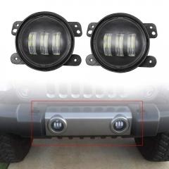 4 polegadas 2013 2012 2011 Jeep Luzes de nevoeiro LED Grand Cherokee para dirigir