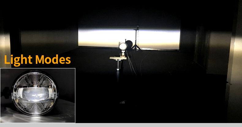 Mode d'éclairage antibrouillard à DEL GMC Sierra 1500