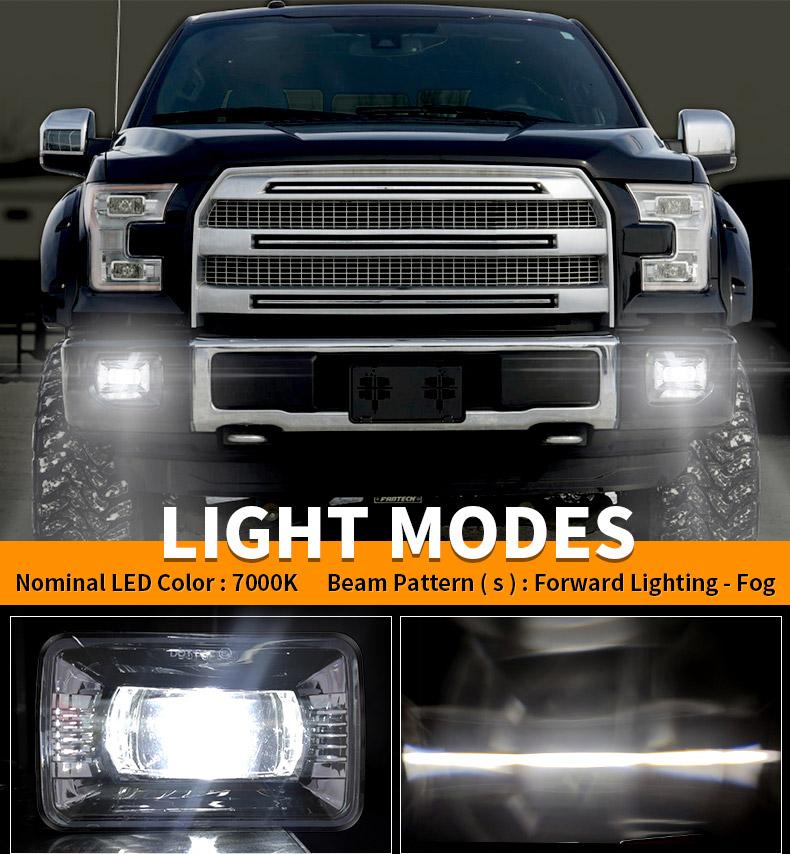 فورد F150A أنماط بقيادة أضواء الضباب