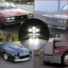 1982-1992 Chevy Camaro IROC Z Phares Conversion Conversion Camaro IROC-Z Phares Led