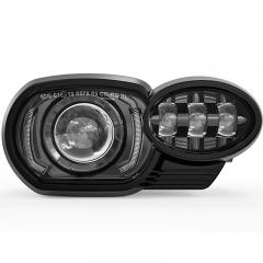 2010-2013 BMW K1300R Kit de conversión de faros LED 2005-2009 BMW K1200R Reemplazo de faros LED