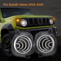 2018 2019 2020 Suzuki Jimny Luces LED de señal de giro delanteras Luces LED Suzuki Jimny