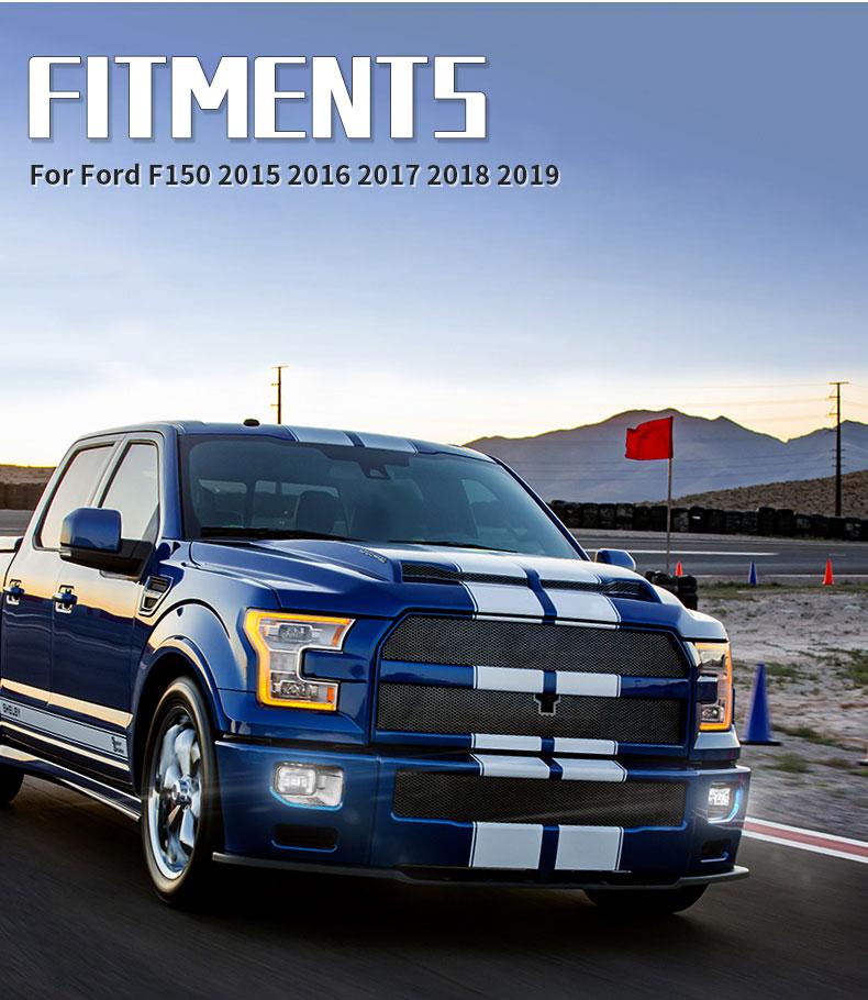 Ford F150 Led Fog Lights Fitment