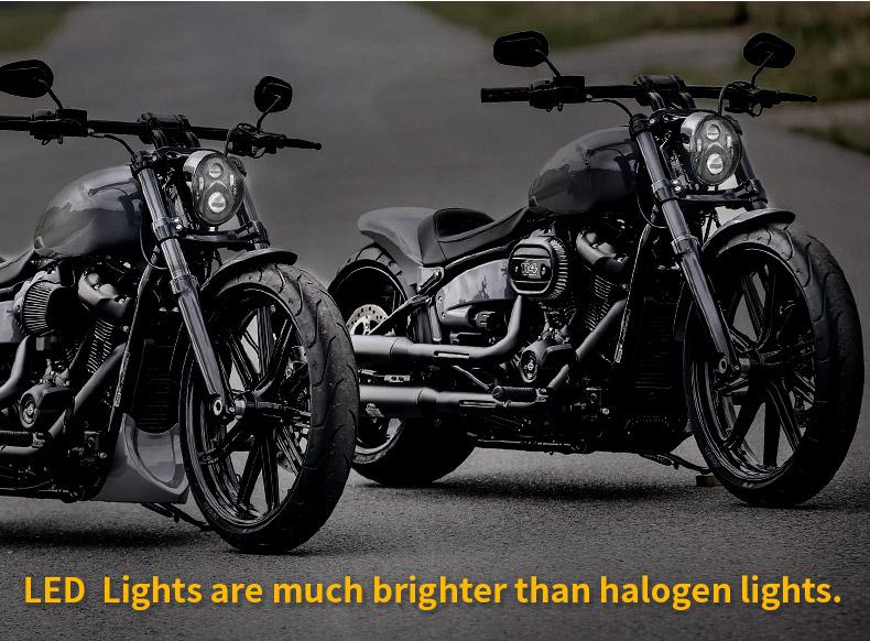 Harley Davidson Lampu Led Breakout